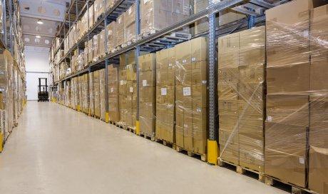 Entreprise spécialisée dans le contrôle de rayonnage d'entrepôt à Saint-Etienne