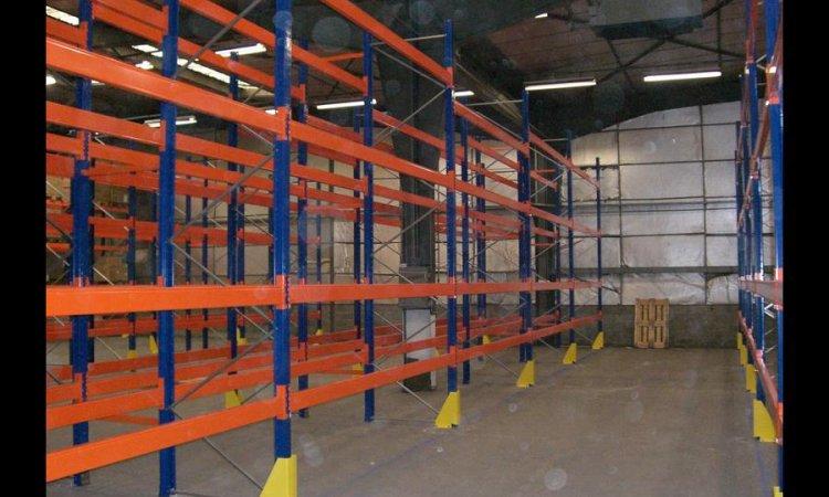 EIR études installations rayonnages Lyon - installation et montage de solution de stockage